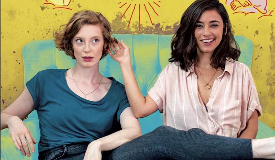 Hollywood Insider Kiss Me Kosher Review, Kiss Me Before It Blows Up, Jewish Movies, LGBTQ Movies