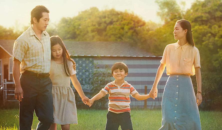 Hollywood Insider Minari Korean-American Experience, Oscars