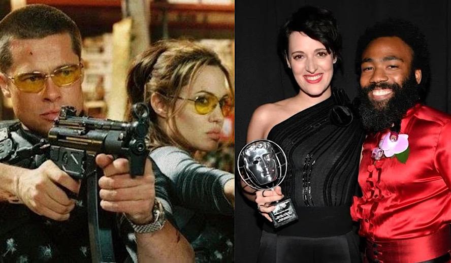 Hollywood Insider Mr. & Mrs. Smith Remake, Donald Glover, Phoebe Waller-Bridge