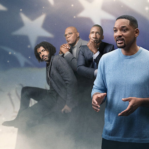 Netflix | Will Smith's 'Amend': A Revisionist History of the 14th Amendment with Mahershala Ali, Pedro Pascal, Laverne Cox, Etc.