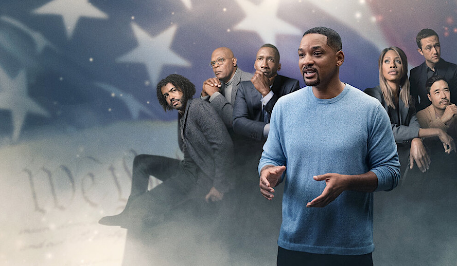 Hollywood Insider Netflix Amend Review, Will Smith