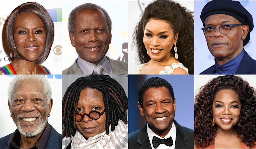 Hollywood Insider Old Black Actors Age 60+ Years Old