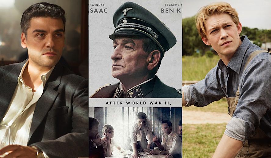 Hollywood Insider Operation Finale Review, Ben Kingsley, Oscar Isaac, Joe Alwyn