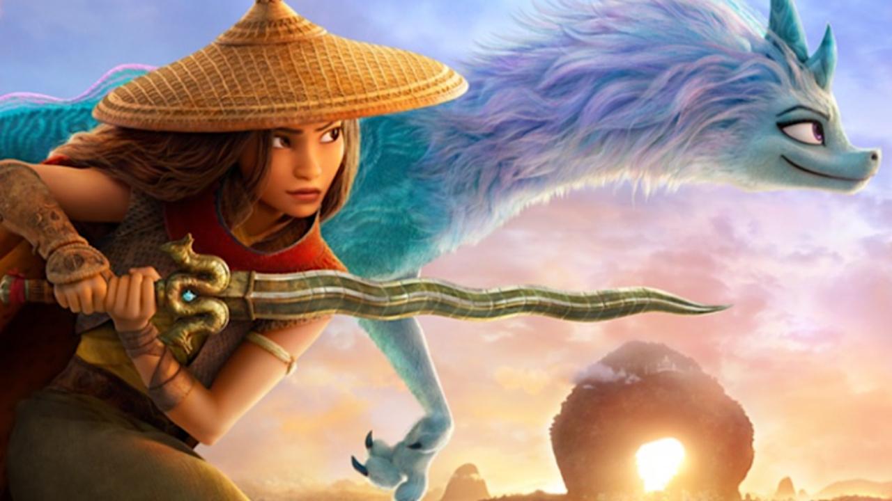 'Raya and the Last Dragon' summer movie