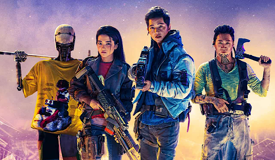 Hollywood Insider Space Sweepers Review, Netflix, Korean Films