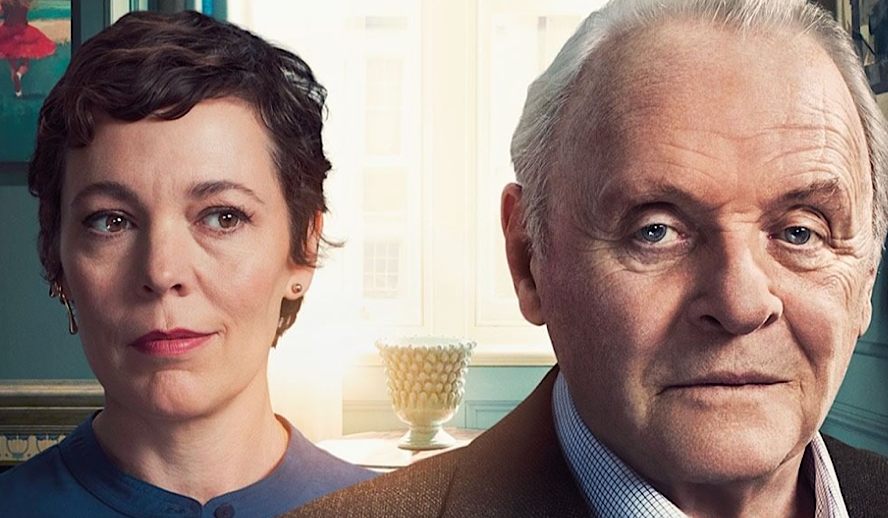 Hollywood Insider The Father Review, Anthony Hopkins, Olivia Colman, Oscar Buzz