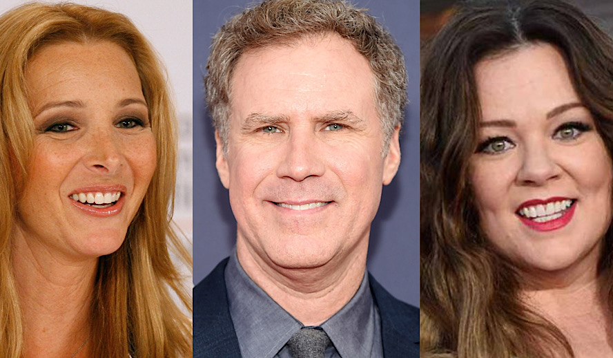 Hollywood Insider The Groundlings Alumni Famous, Lisa Kudrow, Will Ferrell, Melissa McCarthy
