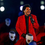 The Weeknd Super Bowl Halftime Performance Review
