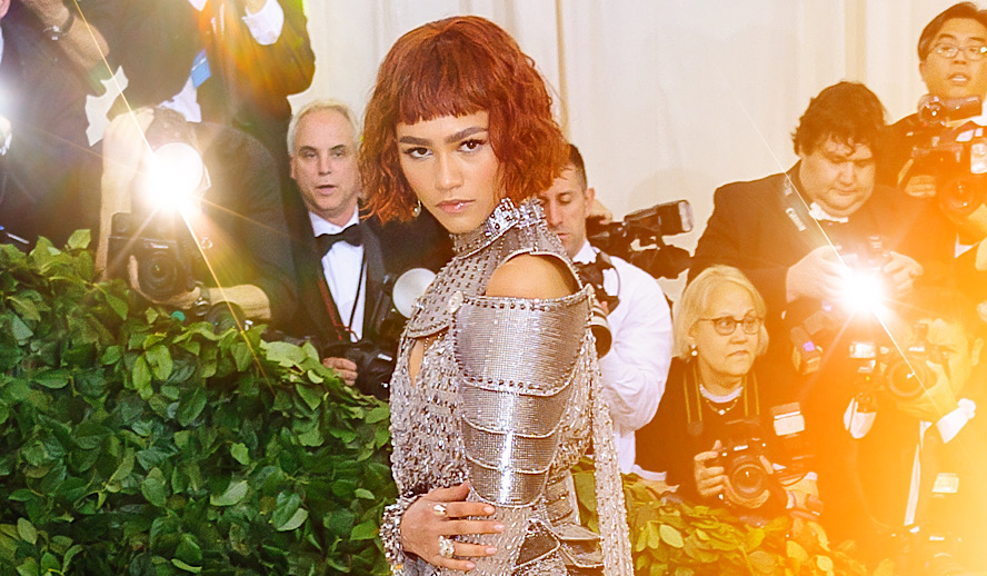 Hollywood Insider Zendaya Met Gala, Joan of Arc, New Hollywood