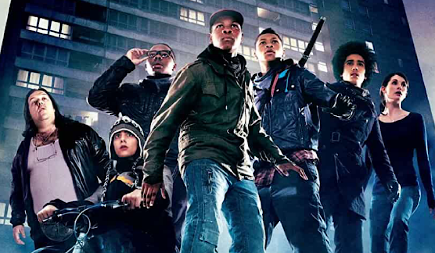 Hollywood Insider Attack the Block Review, John Boyega