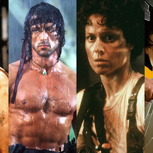 "Guns, Muscles, and Kung Fu - The 1980s and the Birth of the ""Action Movie"" and ""Action Hero"""