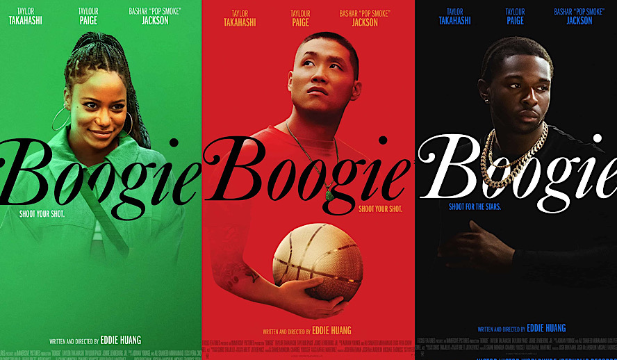 Hollywood Insider Boogie Review, Eddie Huang