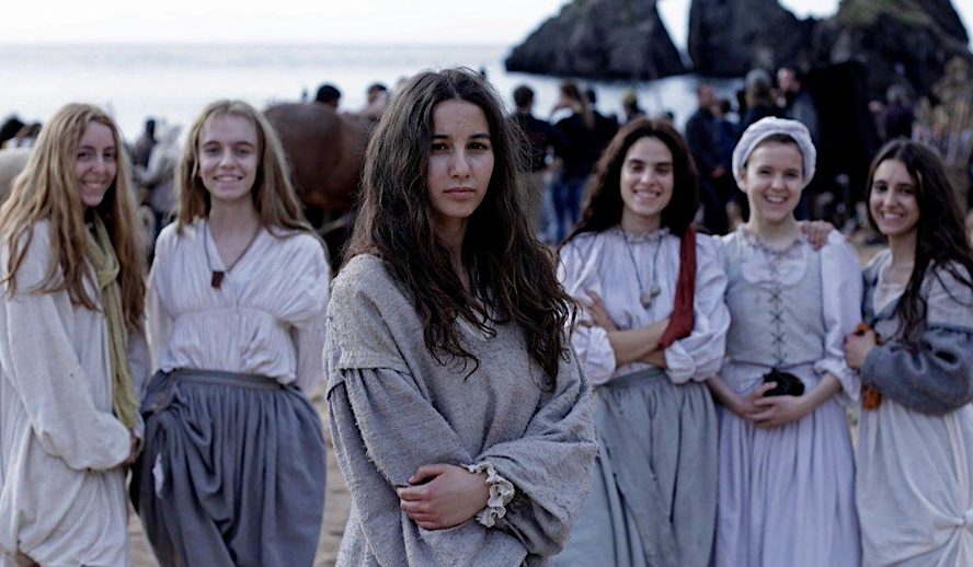 Hollywood Insider Coven of Sisters Review, Akelarre, Pablo Aguero