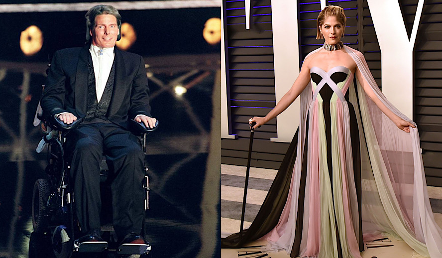 Hollywood Insider Disability Inclusiveness in Entertainment Industry, Christopher Reeve, Selma Blair