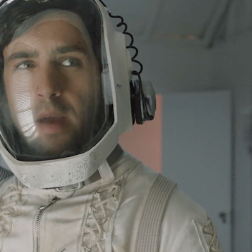 Josh Peck's Sci-Fi Film 'Doors' Review - A Creative Vision Not Quite Realized