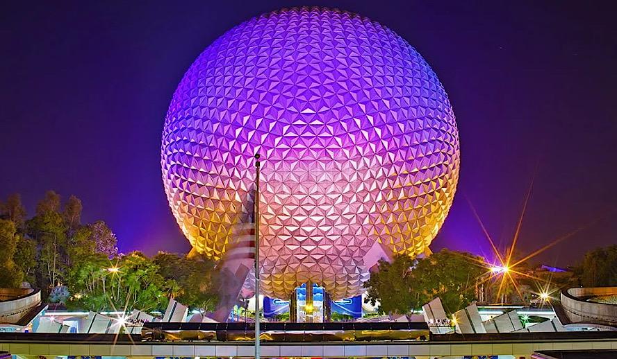 Hollywood Insider Epcot Origin Story, Disney, Florida