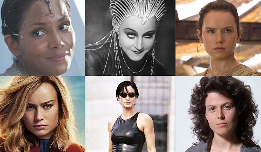 Hollywood Insider Female-Led Science Fiction Movies, Women's History Month
