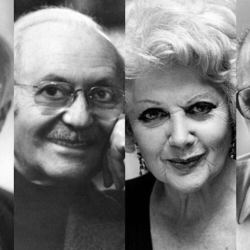 In Honor of Awards Season, A Tribute to the Greatest Acting Teachers – Stanislavski, Strasberg, Adler & Meisner