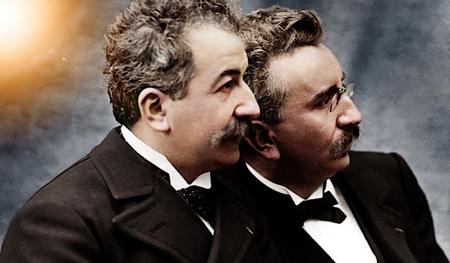 Hollywood Insider Invention of Film, History of Movies and Cinema, Lumiere Brothers
