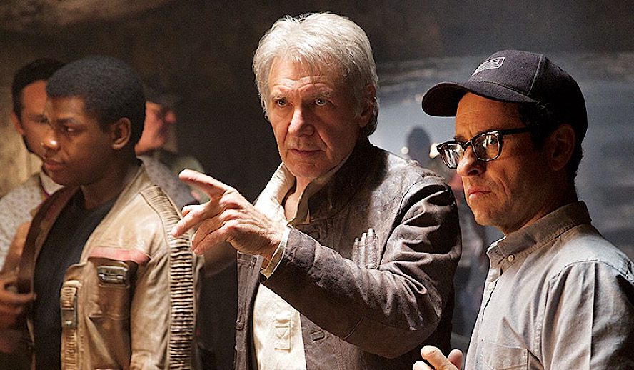 Hollywood Insider JJ Abrams Movies Ranked, Star Wars, Harrison Ford