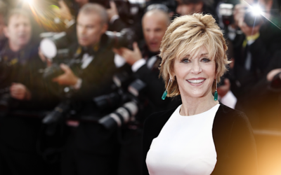 Jane Fonda Has Always Led The Way | Cecil B. DeMille Award Recipient