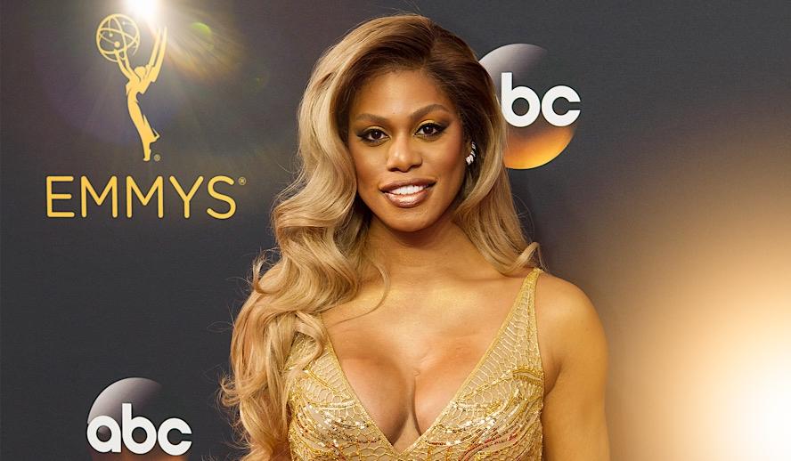 Hollywood Insider Laverne Cox Tribute, Trans Icon
