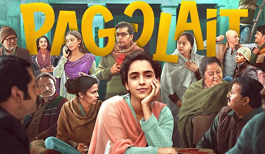 Hollywood Insider Pagglait Review, Bollywood, Sanya Malhotra