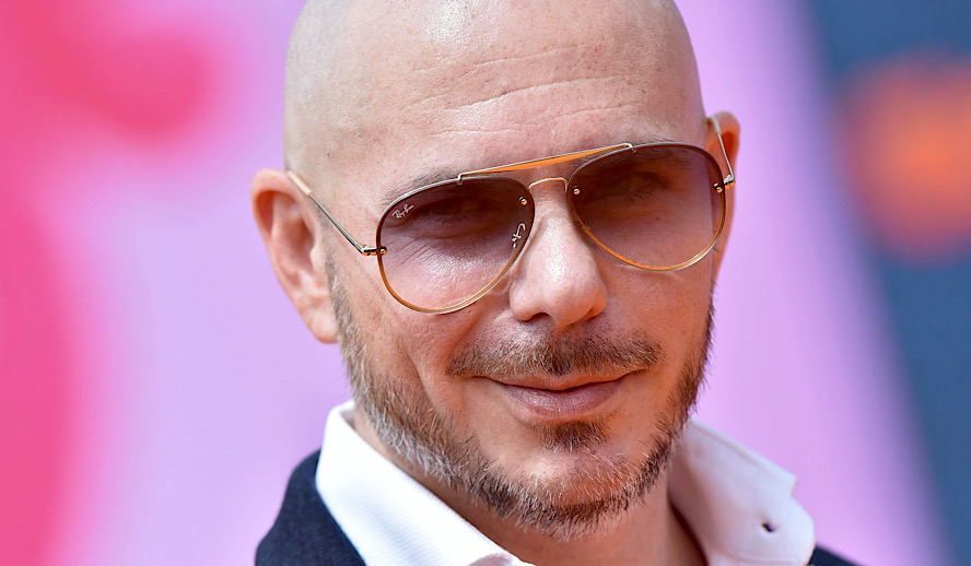 Hollywood Insider Pitbull Singer, Humanitarian, Charity