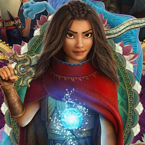 'Raya and the Last Dragon' Goes Beyond Any Disney Princess Film Has Imagined to Date, Full-Blown Action-Adventure