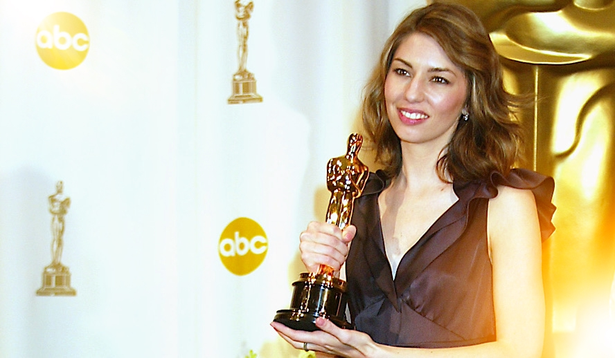 Hollywood Insider Sofia Coppola Tribute, Best Screenplay Oscar Winner, Lost in Translation, Francis Ford Coppola