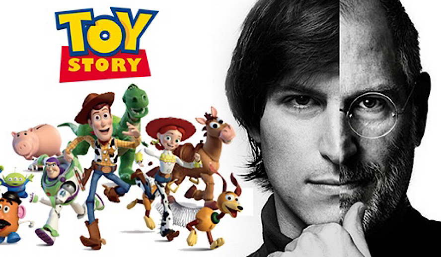Hollywood Insider Steve Jobs and Pixar