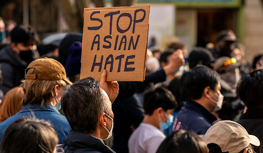 Hollywood Insider Stop Asian Hate, Anti-Asian Racism