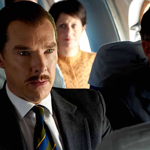 'The Courier' Gives Benedict Cumberbatch a True Spy Story That's Stranger Than Fiction