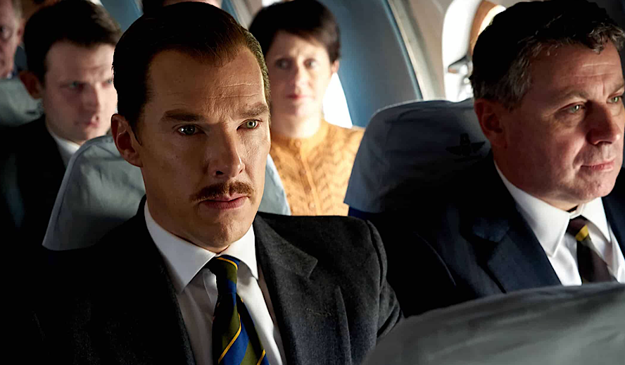 Hollywood Insider The Courier Review, Benedict Cumberbatch
