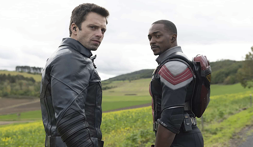 Hollywood Insider The Falcon and The Winter Soldier Episode 2, Review
