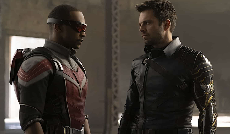 Hollywood Insider The Falcon and the Winter Soldier Review
