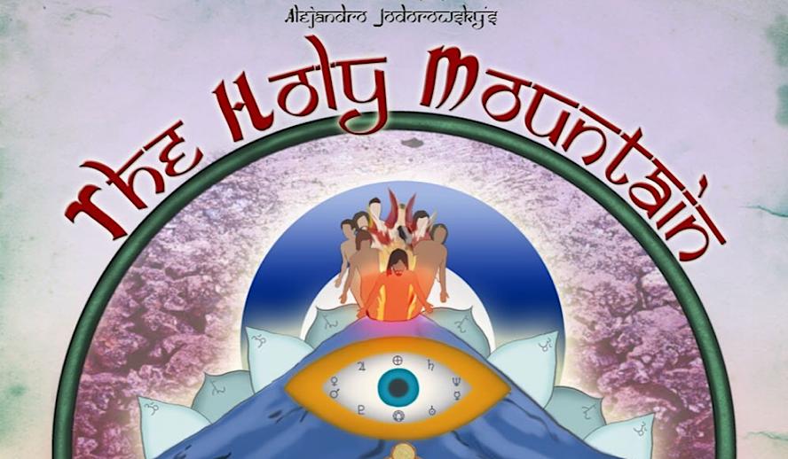 Hollywood Insider The Holy Mountain Review, Alejandro Jodorowsky