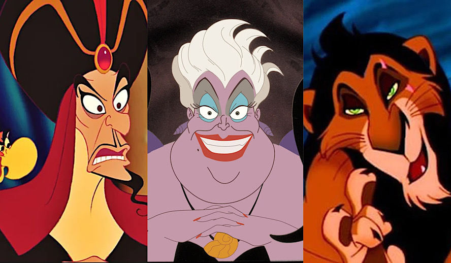 Hollywood Insider Top 10 Disney Villains