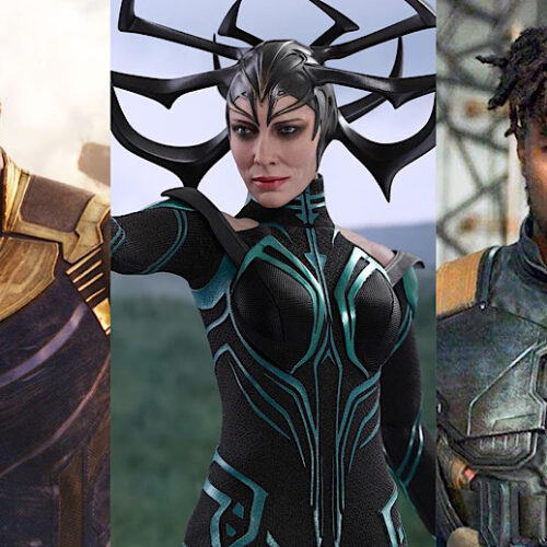 Top 5 Marvel Villains: Who's the Baddest Baddie? Hela to Thanos