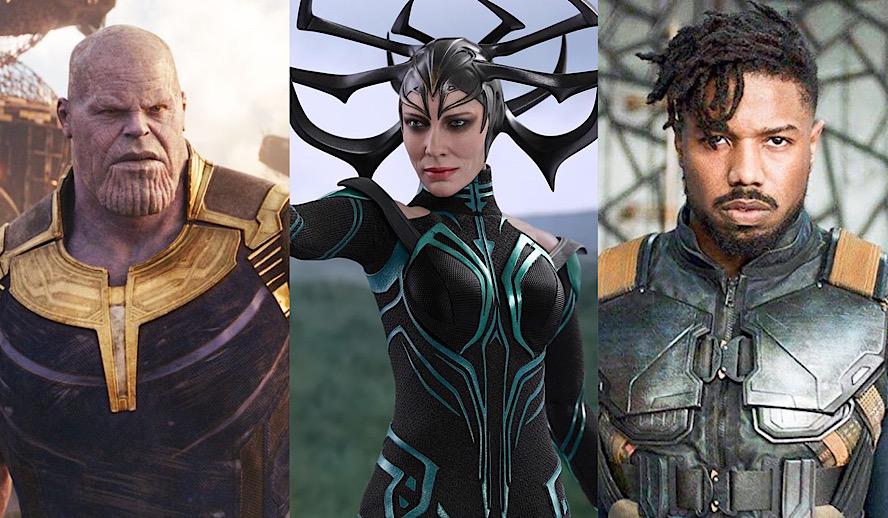 Hollywood Insider Top 5 Marvel Villains