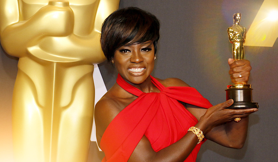 Hollywood Insider Viola Davis Tribute, Oscar Winner, Oscars 2021 Nominee, Academy Award