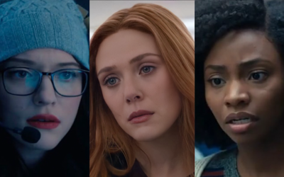 In Marvel's 'WandaVision', Women Control the Narrative | Women's History Month