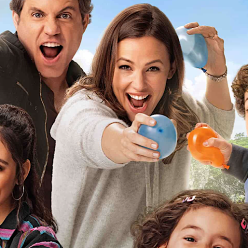 'Yes Day': Jennifer Garner & Edgar Ramirez Are Kids Again for One Day