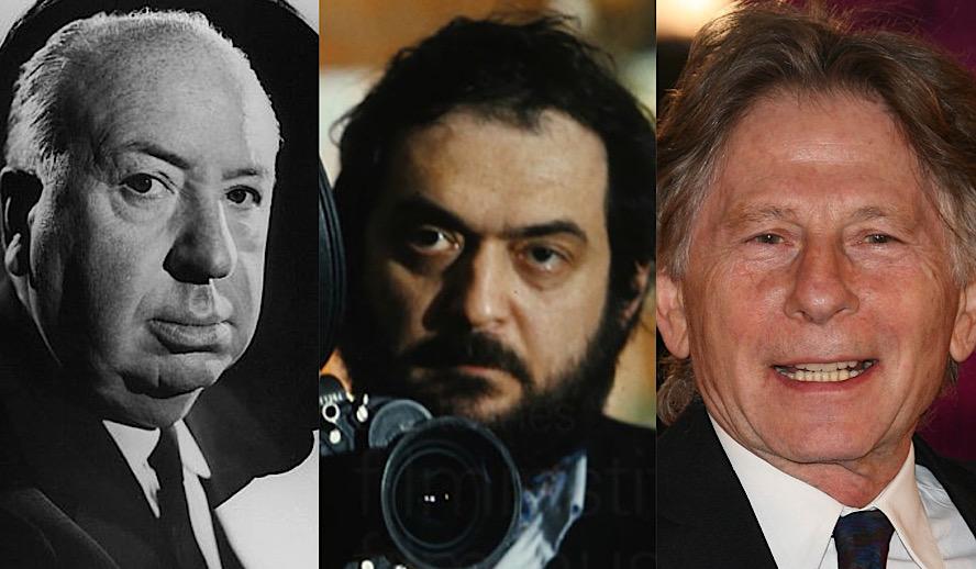 Hollywood Insider Abusive Directors Abusing Actresses, Hitchcock, Kubrick, Polanski
