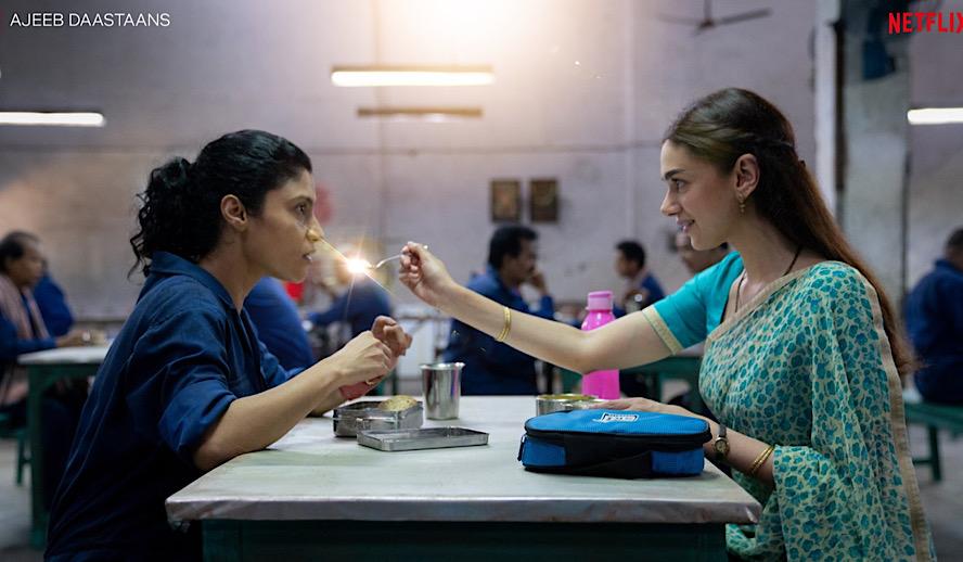 Hollywood Insider Ajeeb Dastaans Review, Karan Johar, LGBTQ