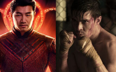 2021 Movies Have Asian American Men in Heroic, Attractive Leading Men Roles – Correcting History of Discrimination, Emasculation, and Racism