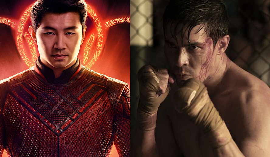 Hollywood Insider Asian American Men Heroic Leading Roles