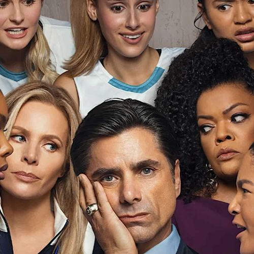 John Stamos's 'Big Shot': A New Perspective on Winning & Inspiring Female Athletes to Be the Best Versions of Themselves