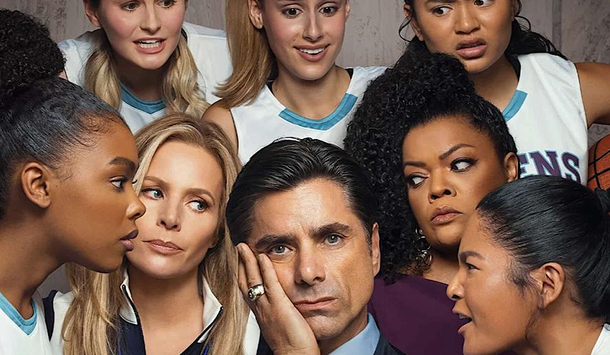 Hollywood Insider Big Shot Review, Disney+, John Stamos, Female Athletes