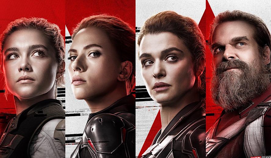 Hollywood Insider Black Widow News, Scarlett Johanssen